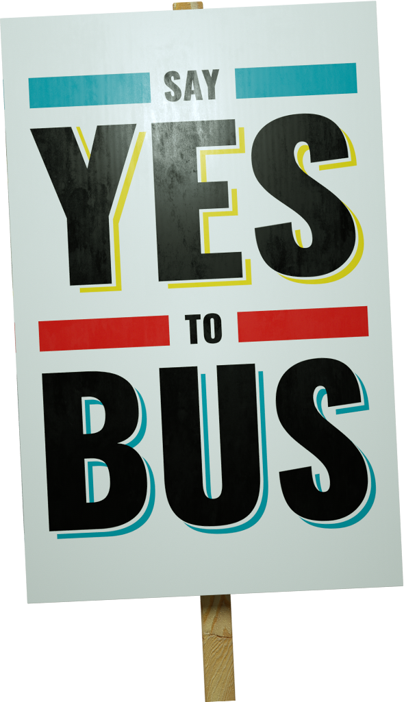 Say Yes to Bus